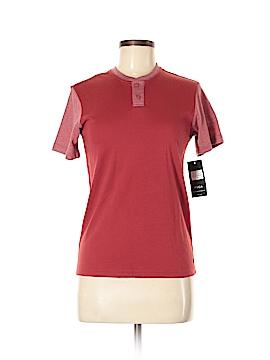 RVCA Short Sleeve Henley Size M