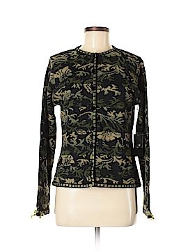 Covelo Clothing Co Silk Cardigan Size M