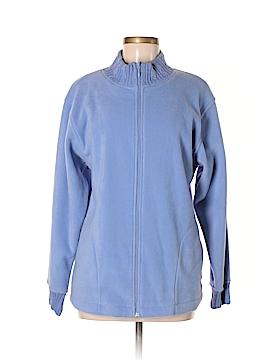 Karen Scott Sport Fleece Size M