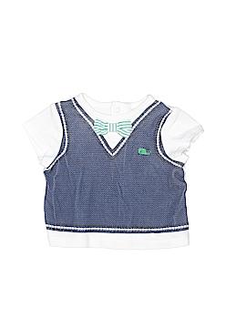 Little Me Sleeveless T-Shirt Size 6 mo