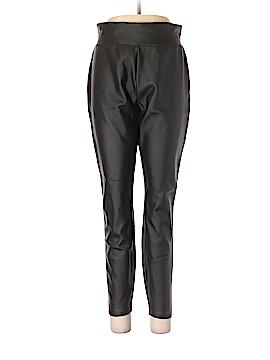 Merona Faux Leather Pants Size L