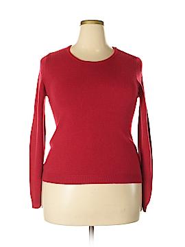 Rebecca Malone Pullover Sweater Size L