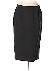Max Mara Women Wool Skirt Size 42 (IT)