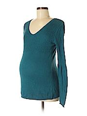 Liz Lange Maternity for Target Women Pullover Sweater Size M (Maternity)