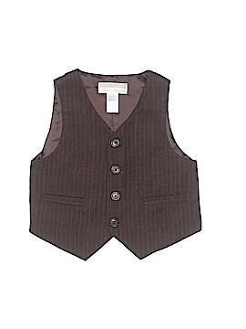 Janie and Jack Tuxedo Vest Size 12-18 mo