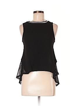 Peach Royal Sleeveless Blouse Size XS