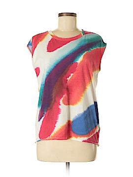 Gap Sleeveless Button-Down Shirt Size M