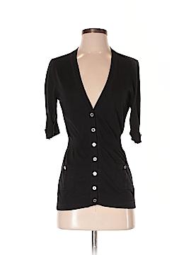 White House Black Market Silk Cardigan Size XS