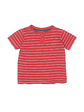 Lucky Brand Short Sleeve Henley Size 4
