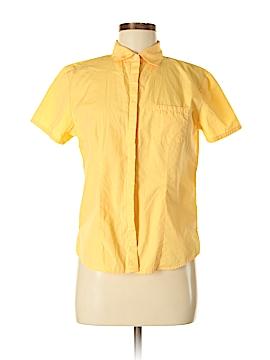 Mountain Lake Short Sleeve Button-Down Shirt Size M