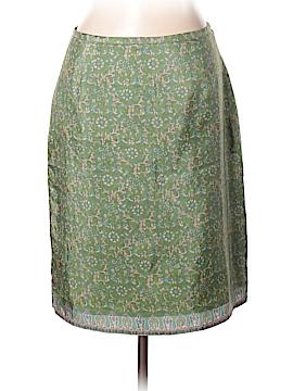 Old Navy Silk Skirt Size 12