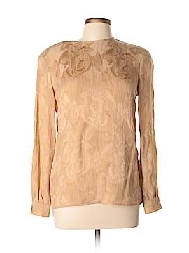 Giorgio Armani Long Sleeve Blouse Size 6