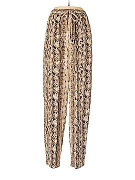 Rafaella Silk Pants Size M