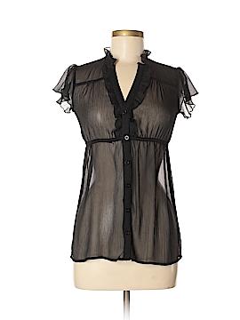 FANG Short Sleeve Blouse Size XS