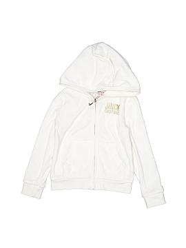 Juicy Couture Zip Up Hoodie Size 3T