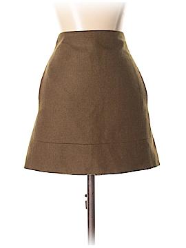 J. Crew Factory Store Wool Skirt Size 2