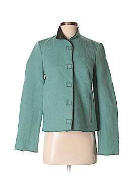 Sigrid Olsen Wool Coat Size XS
