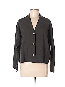 Jones New York Collection Silk Blazer Size 6