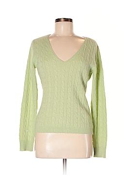 White + Warren Cashmere Pullover Sweater Size M