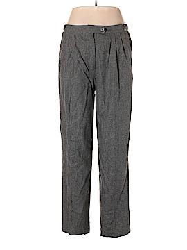 Norm Thompson Wool Pants Size 14 (Petite)