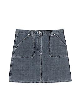 Petit Bateau Denim Skirt Size 6