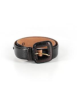 Linda Allard Ellen Tracy Leather Belt Size M