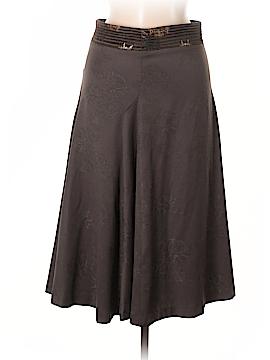 Roberto Cavalli Wool Skirt Size 6