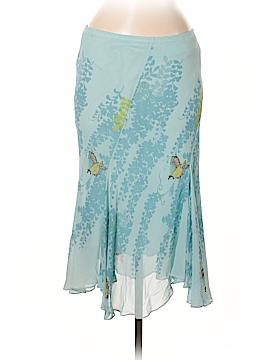 Max Studio Silk Skirt Size 6