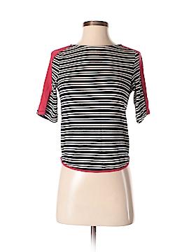Montego Bay Club Short Sleeve Top Size M