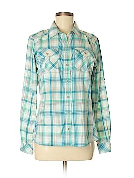 Marmot Long Sleeve Button-Down Shirt Size M