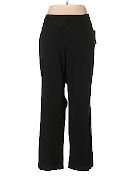 INC International Concepts Casual Pants Size 22 (Plus)