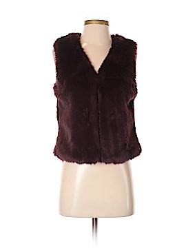 Talula Faux Fur Vest Size XS