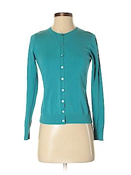 August Silk Cardigan Size P (Petite)