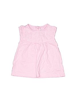 JoJo Maman Bebe Sleeveless Top Size 12-18 mo