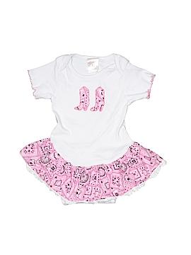 Baby Korral Short Sleeve Onesie Size 24 mo