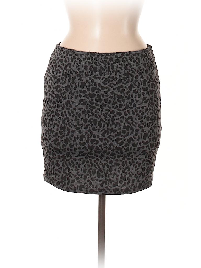 Sans Souci Women Casual Skirt Size M