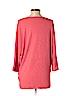 Laila Jayde Women 3/4 Sleeve Top Size S