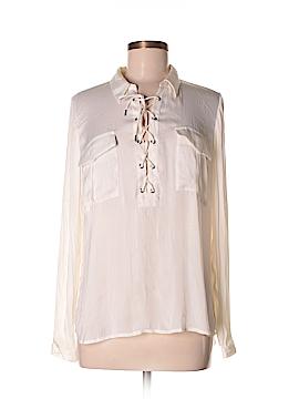CATHERINE Catherine Malandrino Long Sleeve Blouse Size S