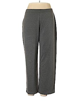 Susan Graver Sweatpants Size L (Petite)