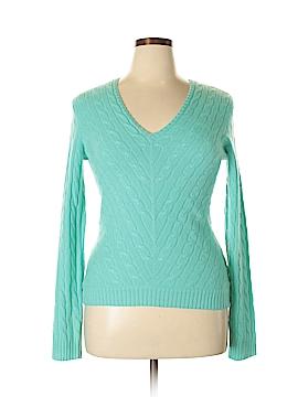 Ralph Lauren Cashmere Pullover Sweater Size XL