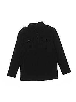Classic Club Long Sleeve Polo Size 8