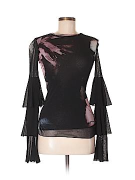 FUZZI Long Sleeve Top Size L