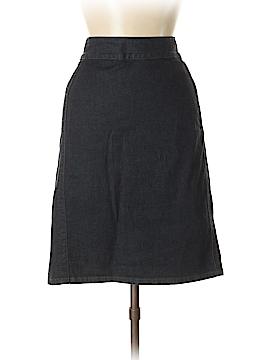Converse One Star Denim Skirt 29 Waist