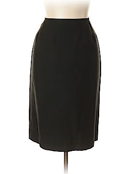 Kasper Silk Skirt Size 10