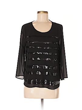 Ro & De Long Sleeve Blouse Size M