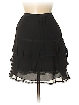 Sunny Leigh Silk Skirt Size 8