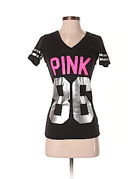 Victoria's Secret Pink Short Sleeve T-Shirt Size XS