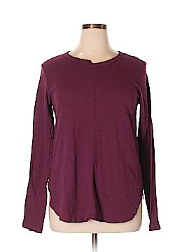 Left of Center Long Sleeve T-Shirt Size XL
