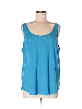 Lou & Grey Sleeveless T-Shirt Size L