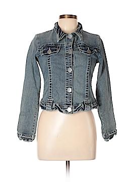 Jeanology Denim Jacket Size 10